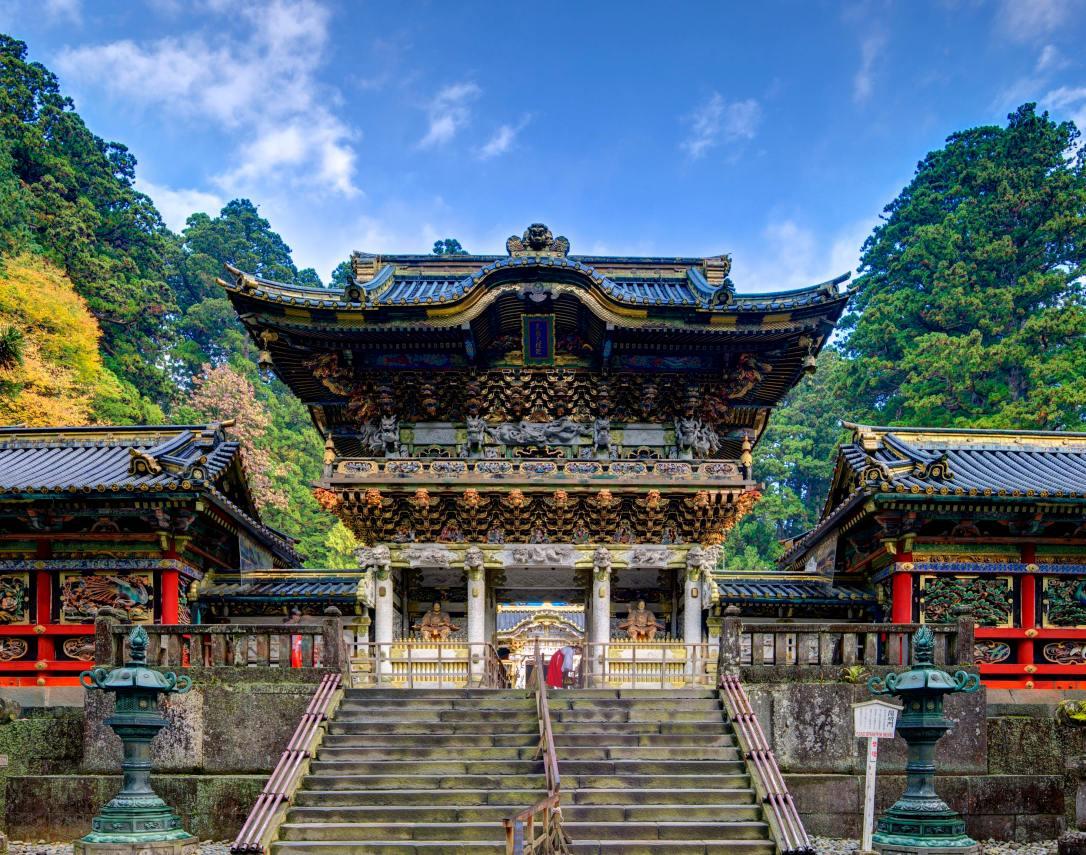 Nikko Tosho-gu Shrine